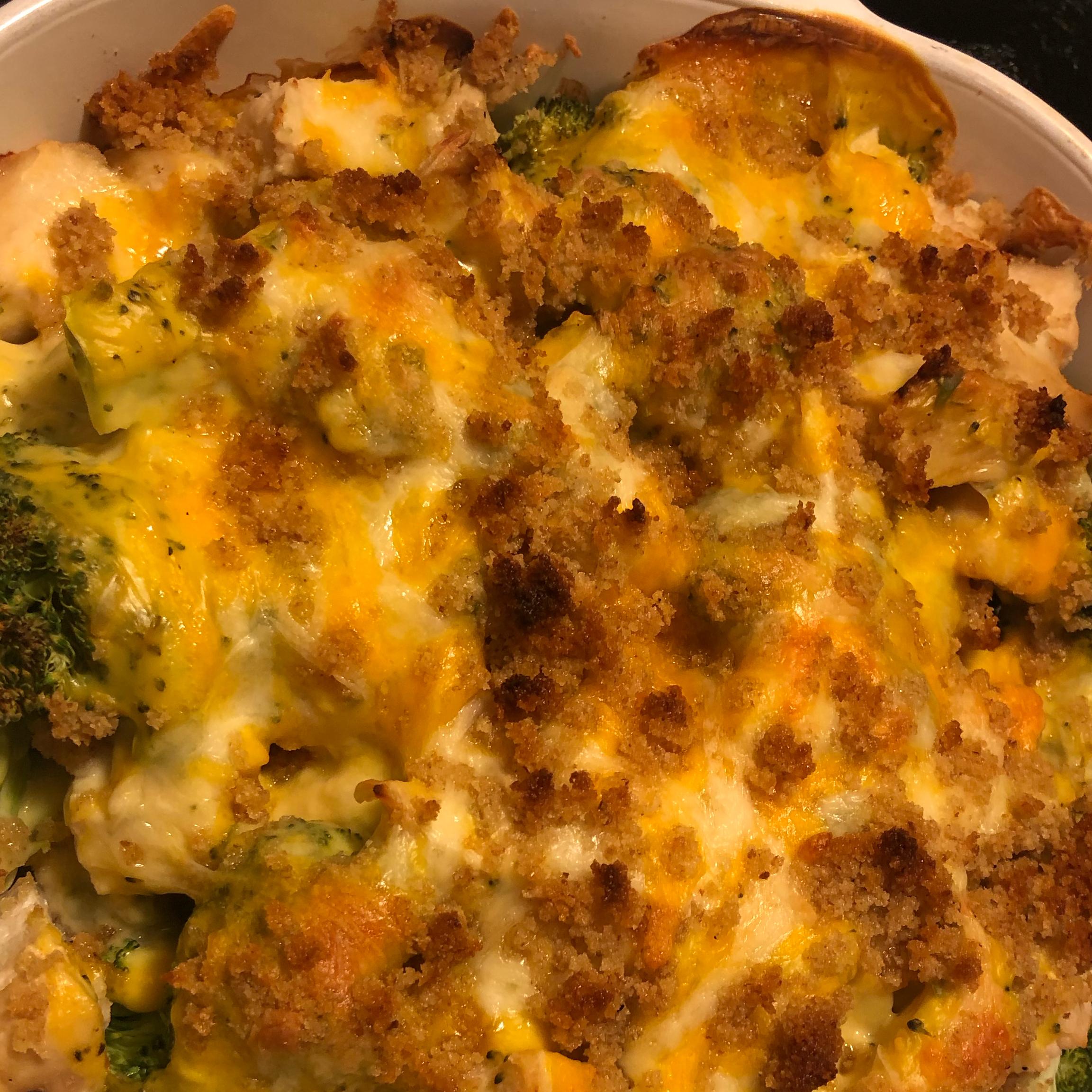 Campbell's Kitchen Chicken Broccoli Divan