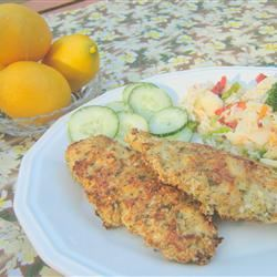 Parmesan Lemon Chicken Mandy L