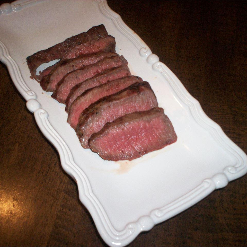 Flat Iron Steak Simplicity! Deb C