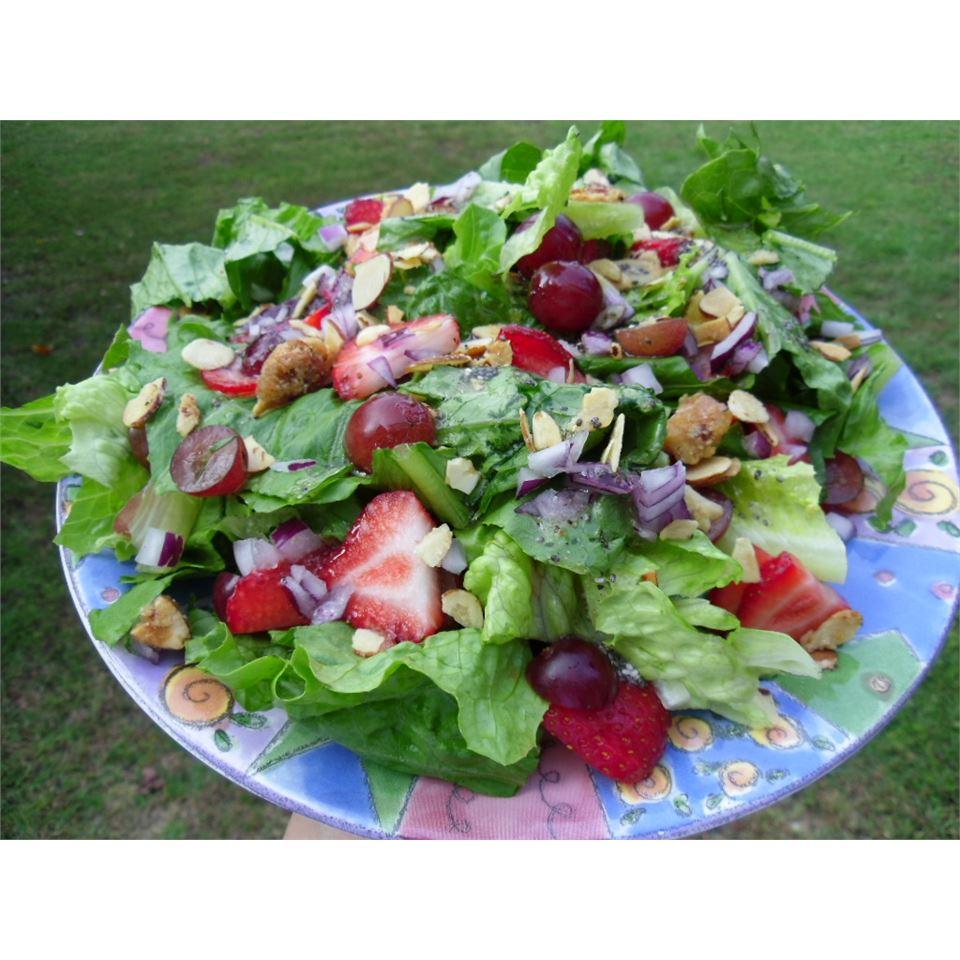 Strawberry Salad Chef4Six
