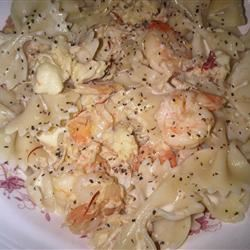 Amazing Seafood Pasta with Lobster