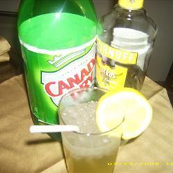 Pineapple Lemonade Spritzers Kandiee