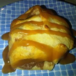 Crescent Roll Apple Turnovers