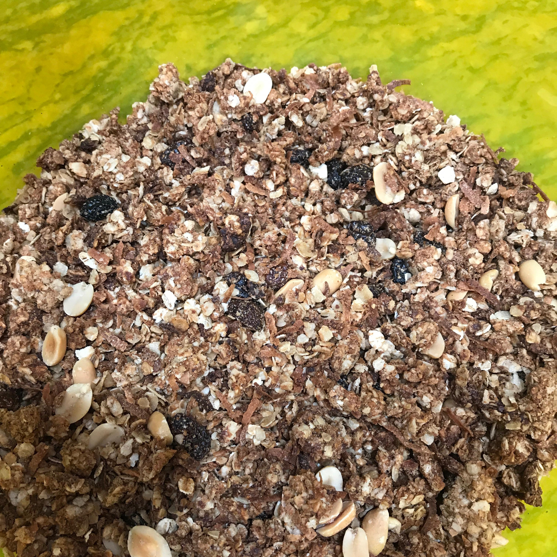 Homemade Granola bueler
