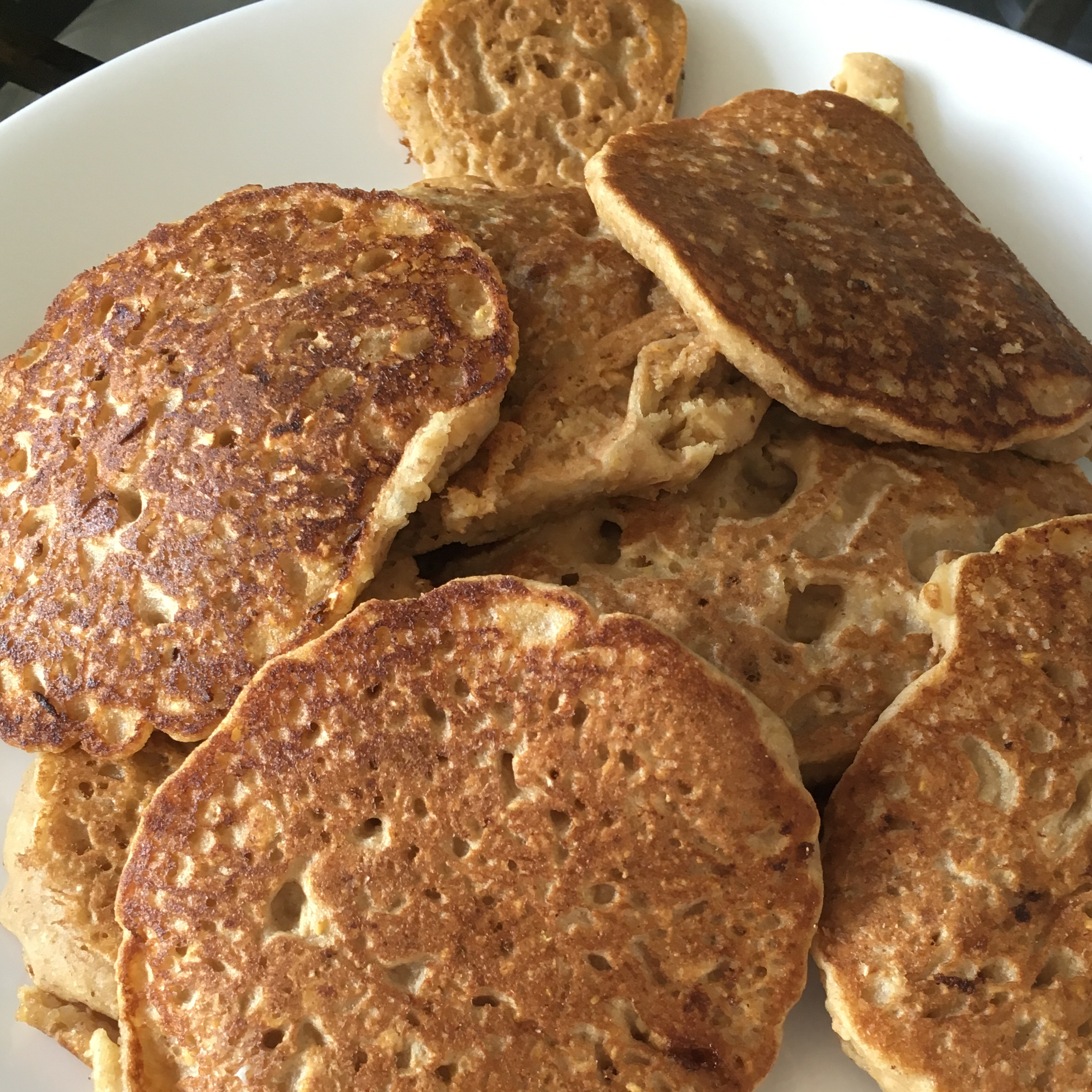 Whole Grain Pancakes KayBee63