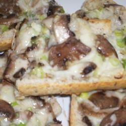 Mike's Mushroom Bread Deb C