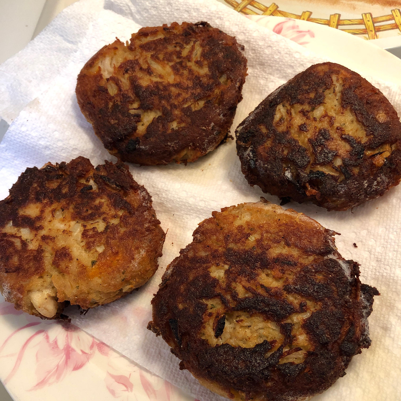 Chicken Fritters bgrmosaic