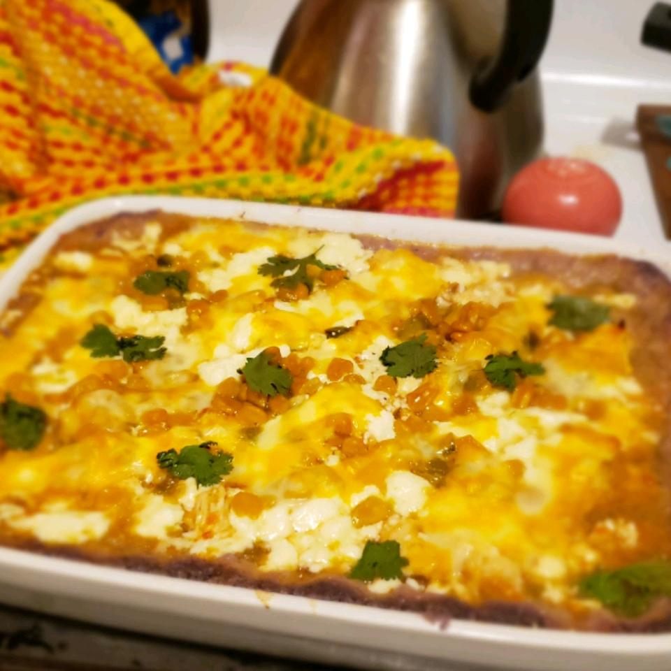 Tex-Mex Chicken Tamale Pie