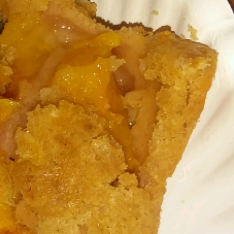 Peach Cobbler (Celiac-Friendly)