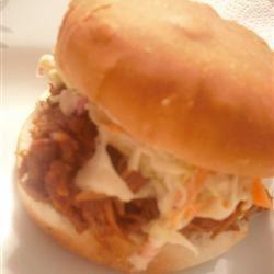 BBQ Chicken Sandwiches OkinawanPrincess