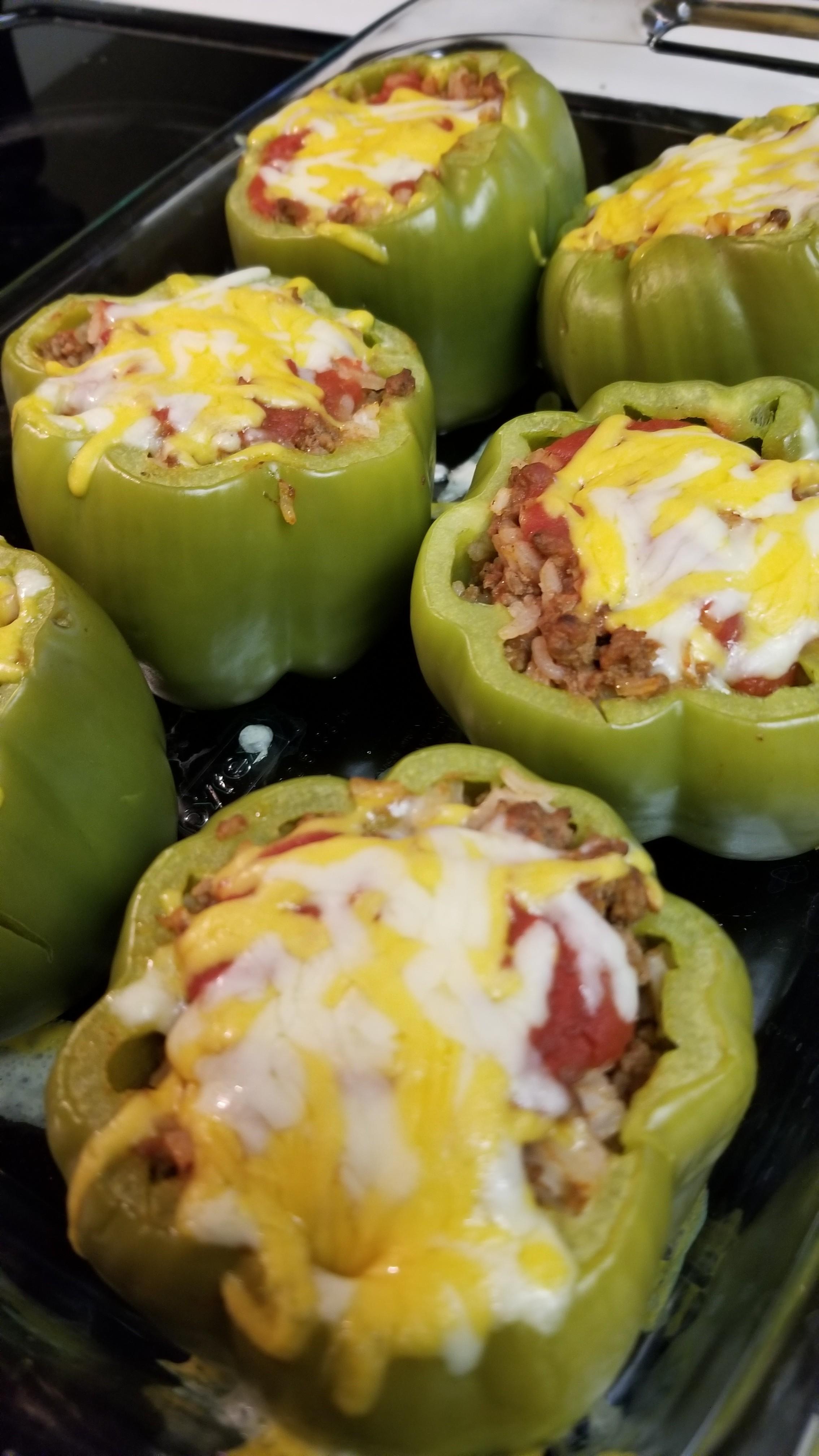 Stuffed Peppers Recipe Allrecipes