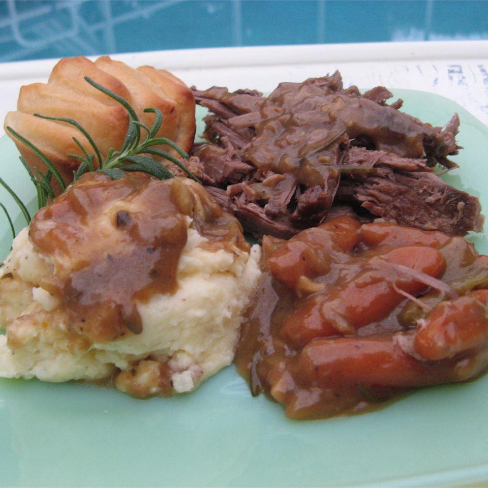 Oven Pot Roast
