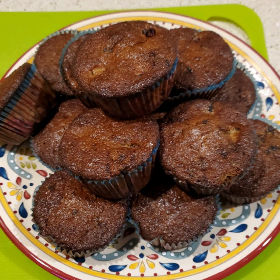Wild Blackberry Muffins Anonymous