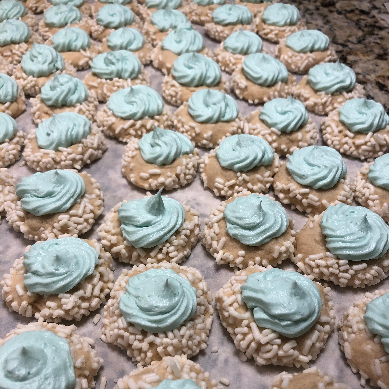 Thumbprint Cookies IV