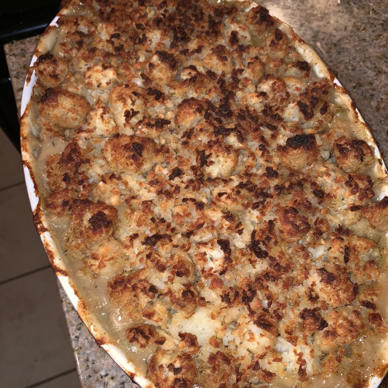 Chicken Tot Pies Dan Whalen