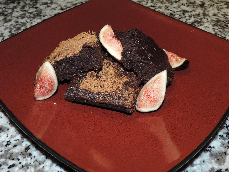 Chewy Vegan Zucchini Brownies Justin Moldenhauer