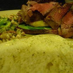 Tropical Steak Sandwich AJ