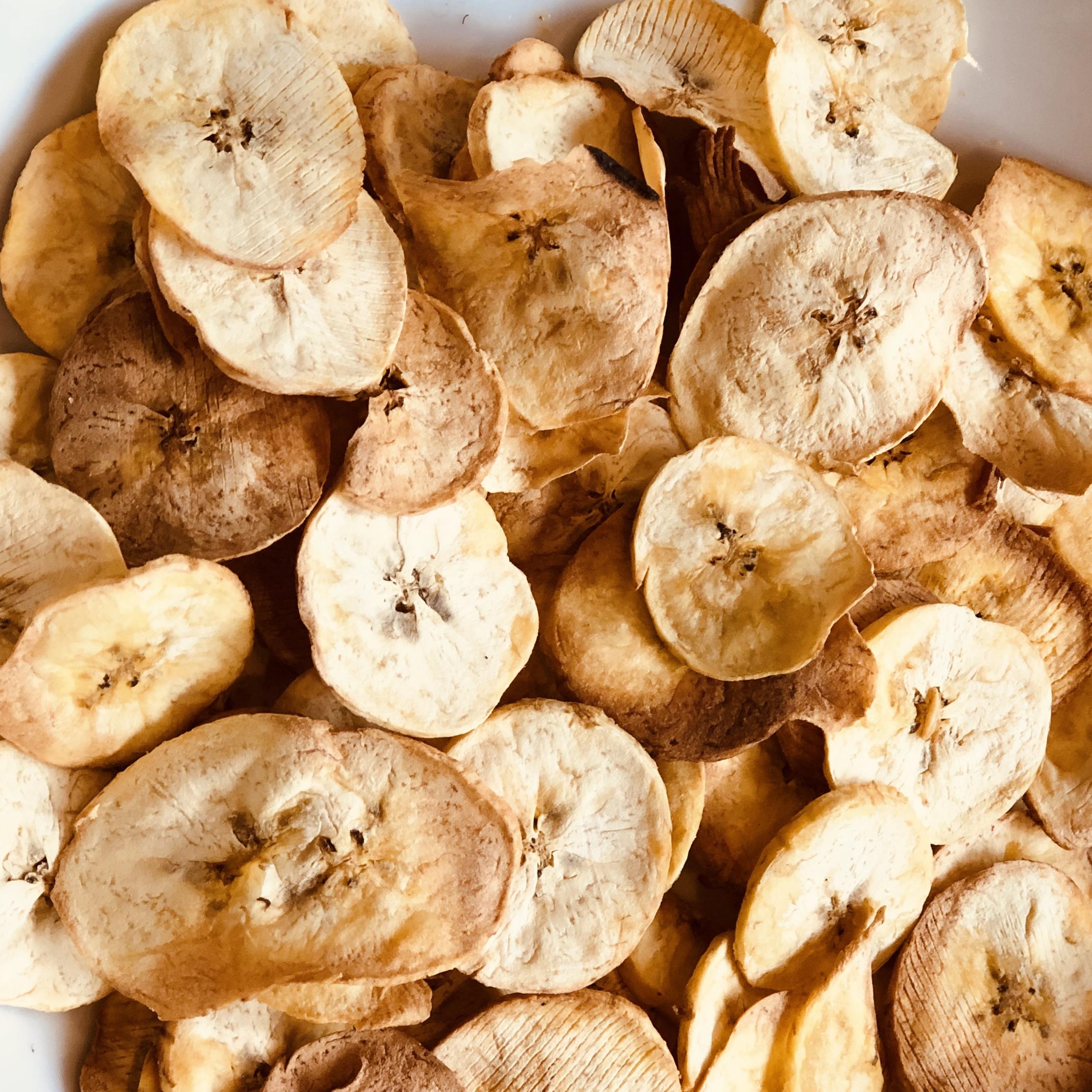 Air Fryer Plantain Chips waldo