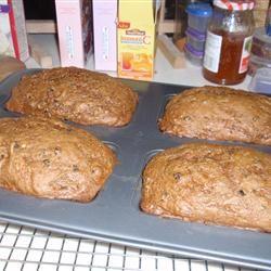 Zucchini Gingerbread LadySparkle