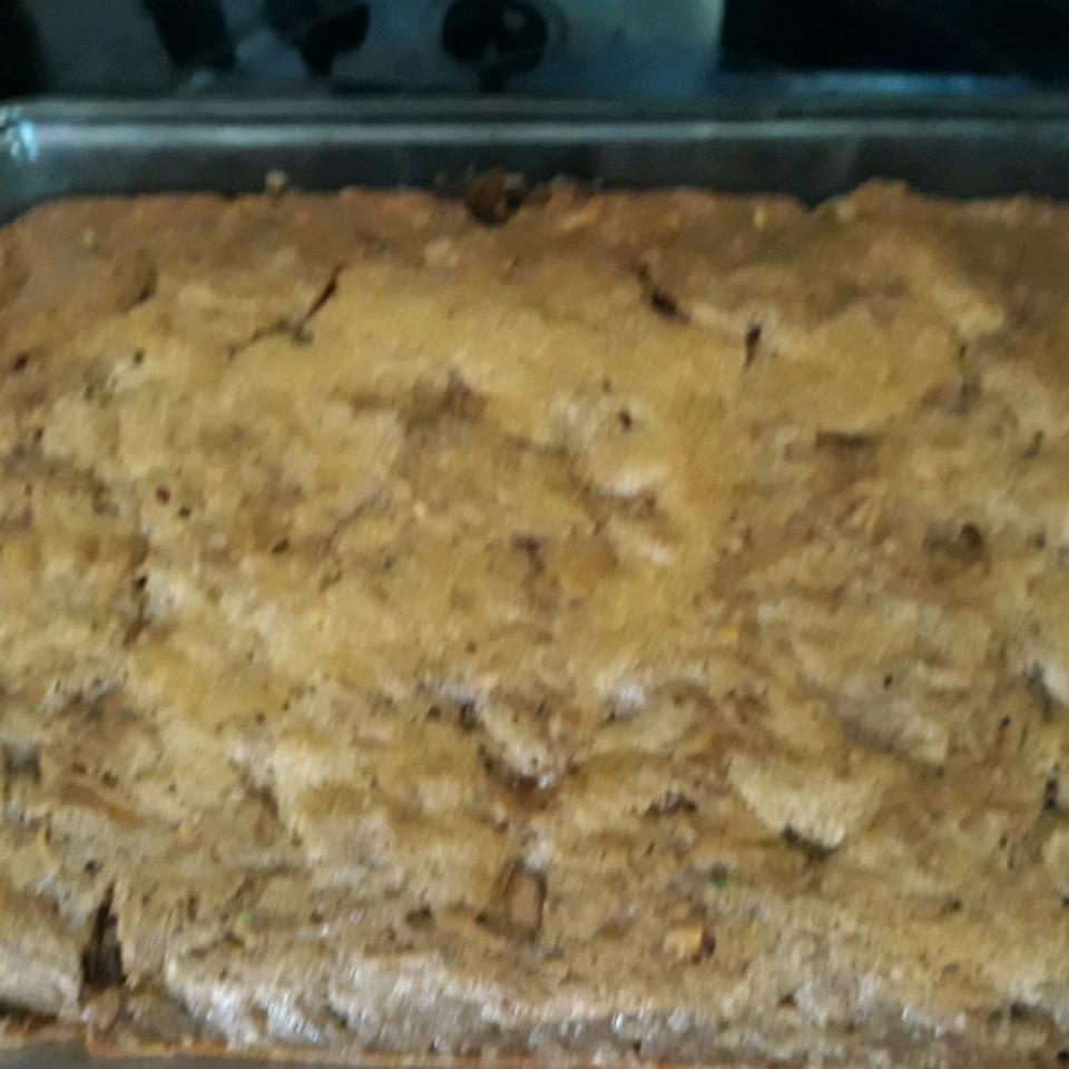 Cassie's Zucchini Brownies