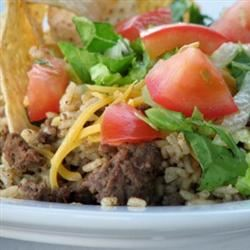 One-Pan Taco Dinner mominml