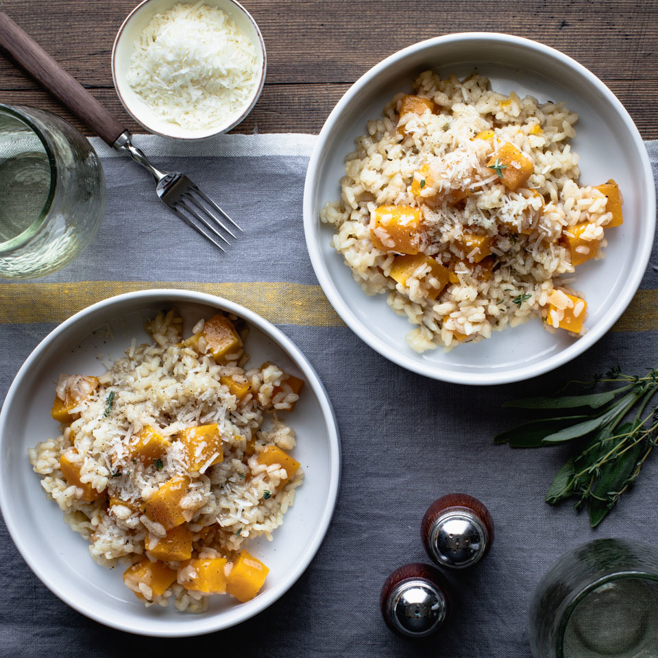 Butternut Squash Risotto Trusted Brands