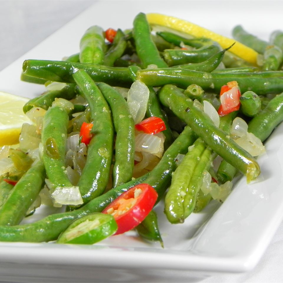 Spicy Green Beans