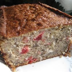 Banana Coconut Loaf Denise