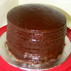 Fourteen Layer Chocolate Cake Amber
