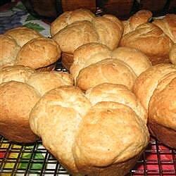 herbed batter rolls recipe