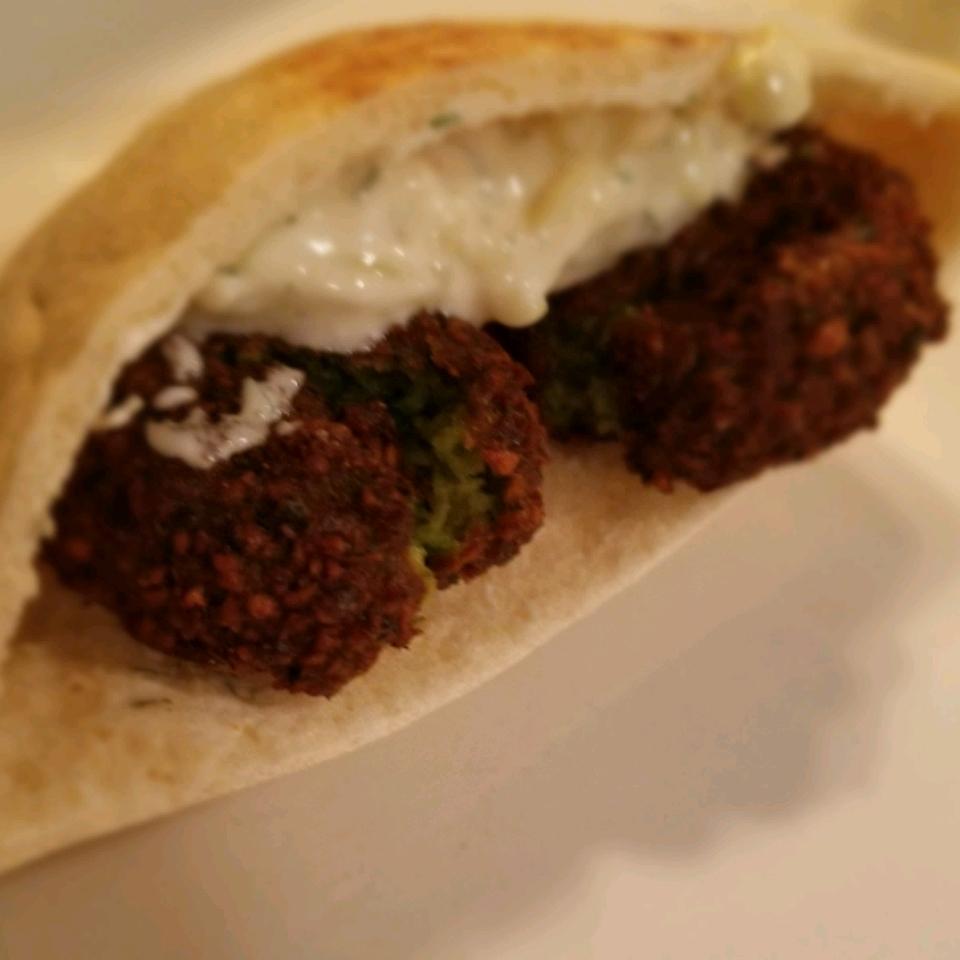 Chef John's Falafel