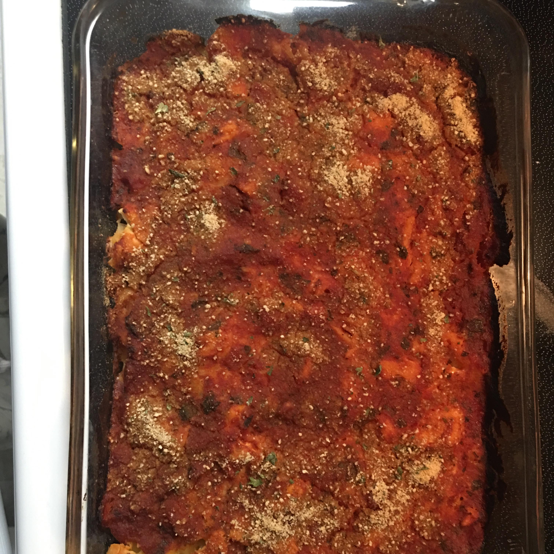 Chicken Parmesan Casserole Darcy
