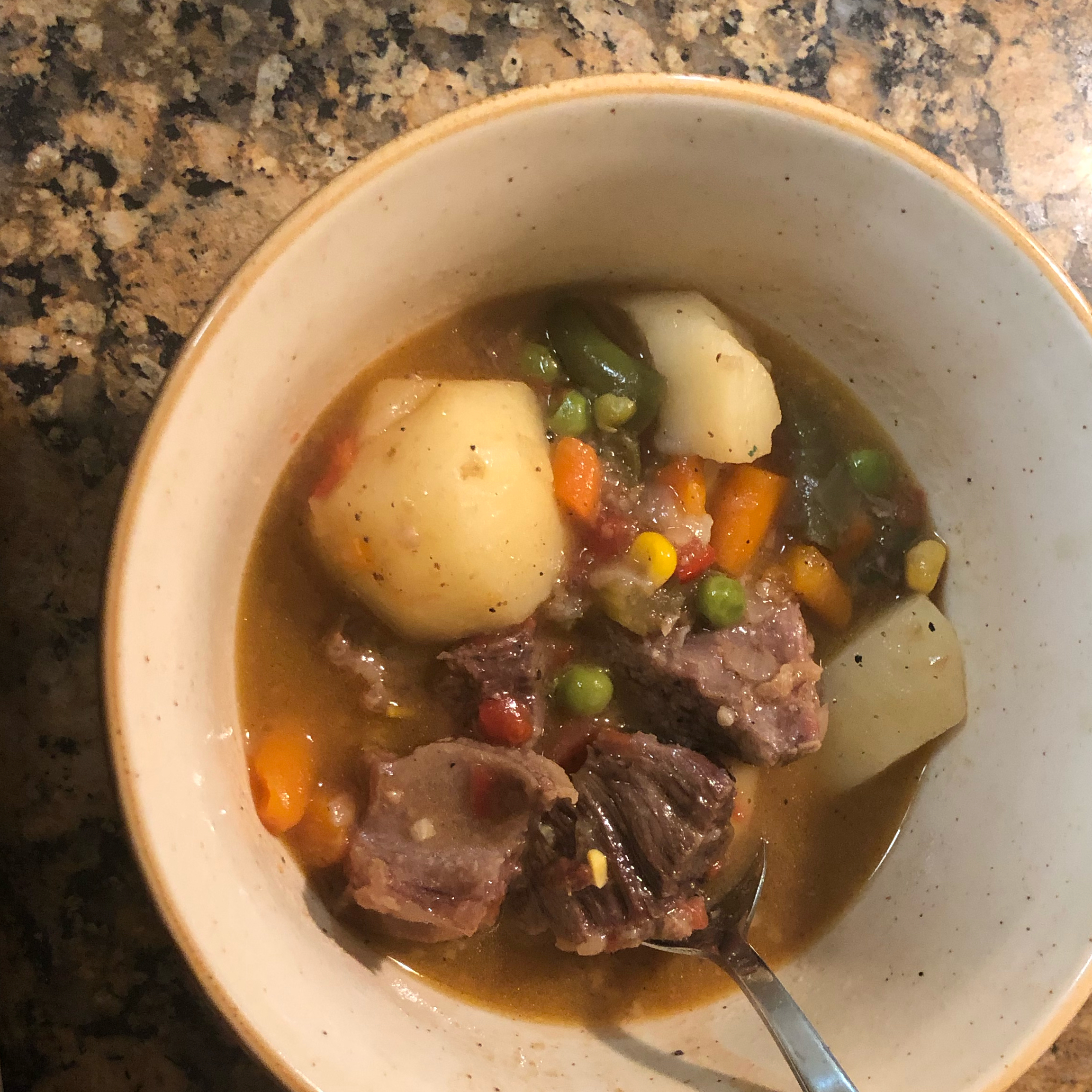 Quick Short Rib Stew thorky