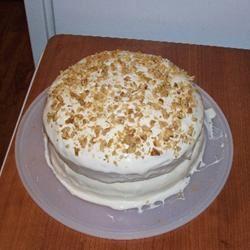 Carrot Cake X Samantha Peters Clough