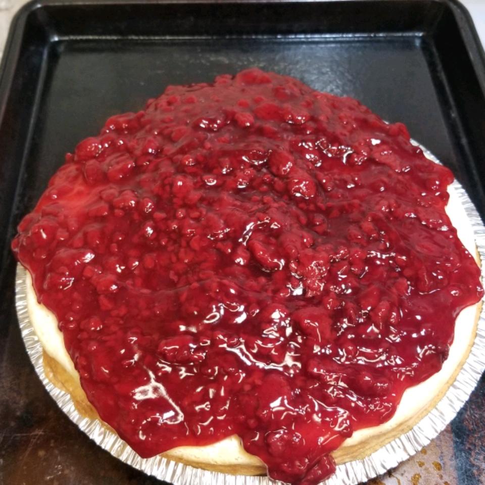 Sour Cream Fruit Pie