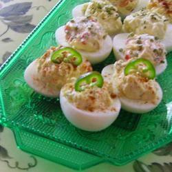 The Devil's Own Deviled Eggs Eric Starkey
