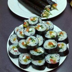 Kimbop (Korean Sushi) Sumalee