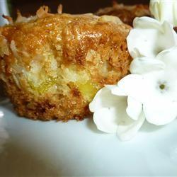 Pina Colada Muffins OkinawanPrincess