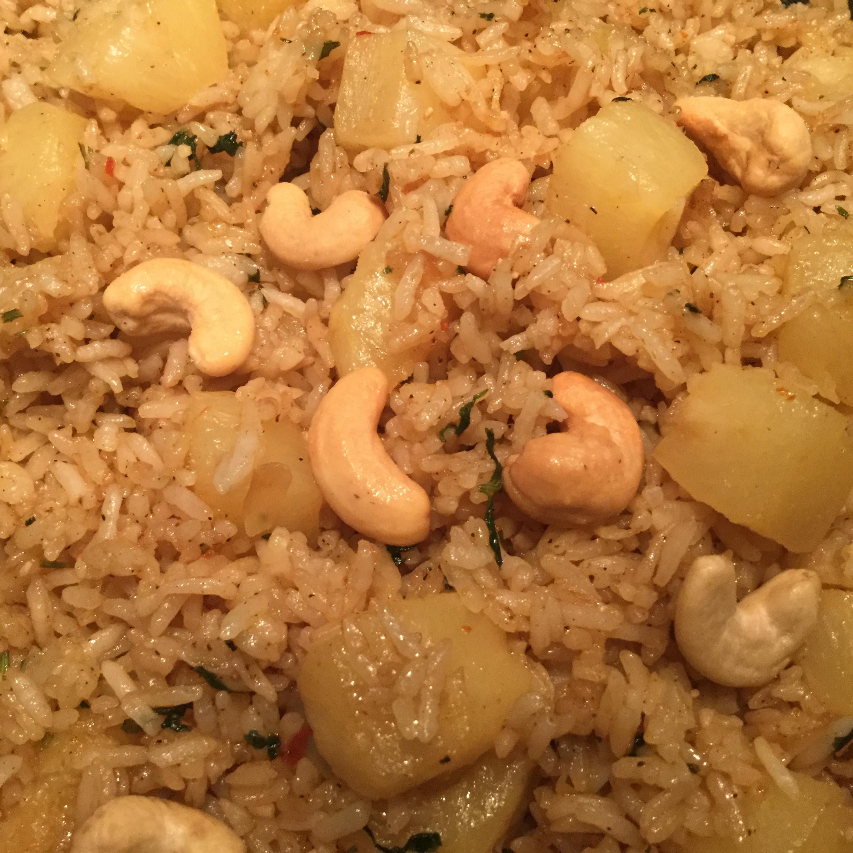 Thai-Inspired Fried Rice kitkate