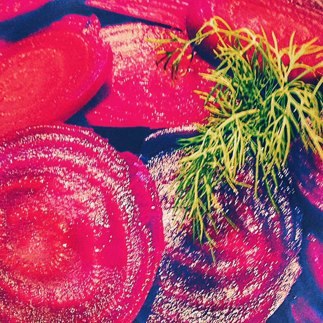 Fresh Dilled Beets Chef mym