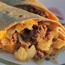 Runza Burritos International