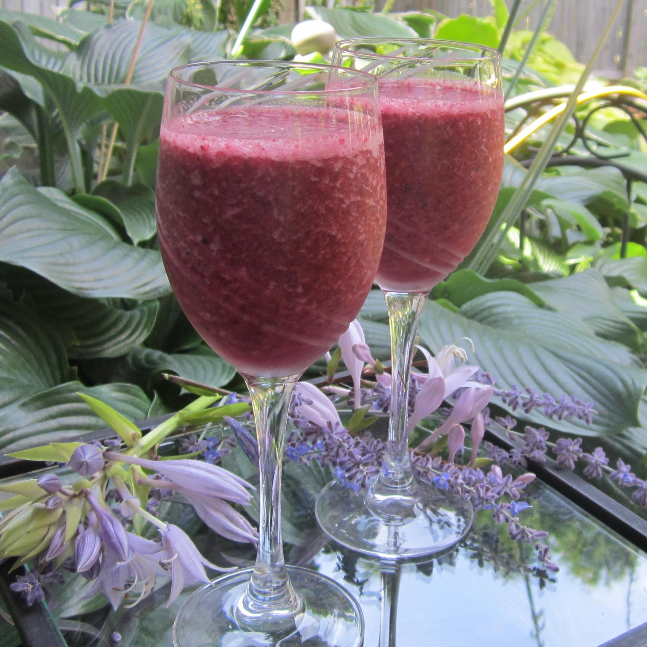 Berrylicious Frozen Sangria Slush