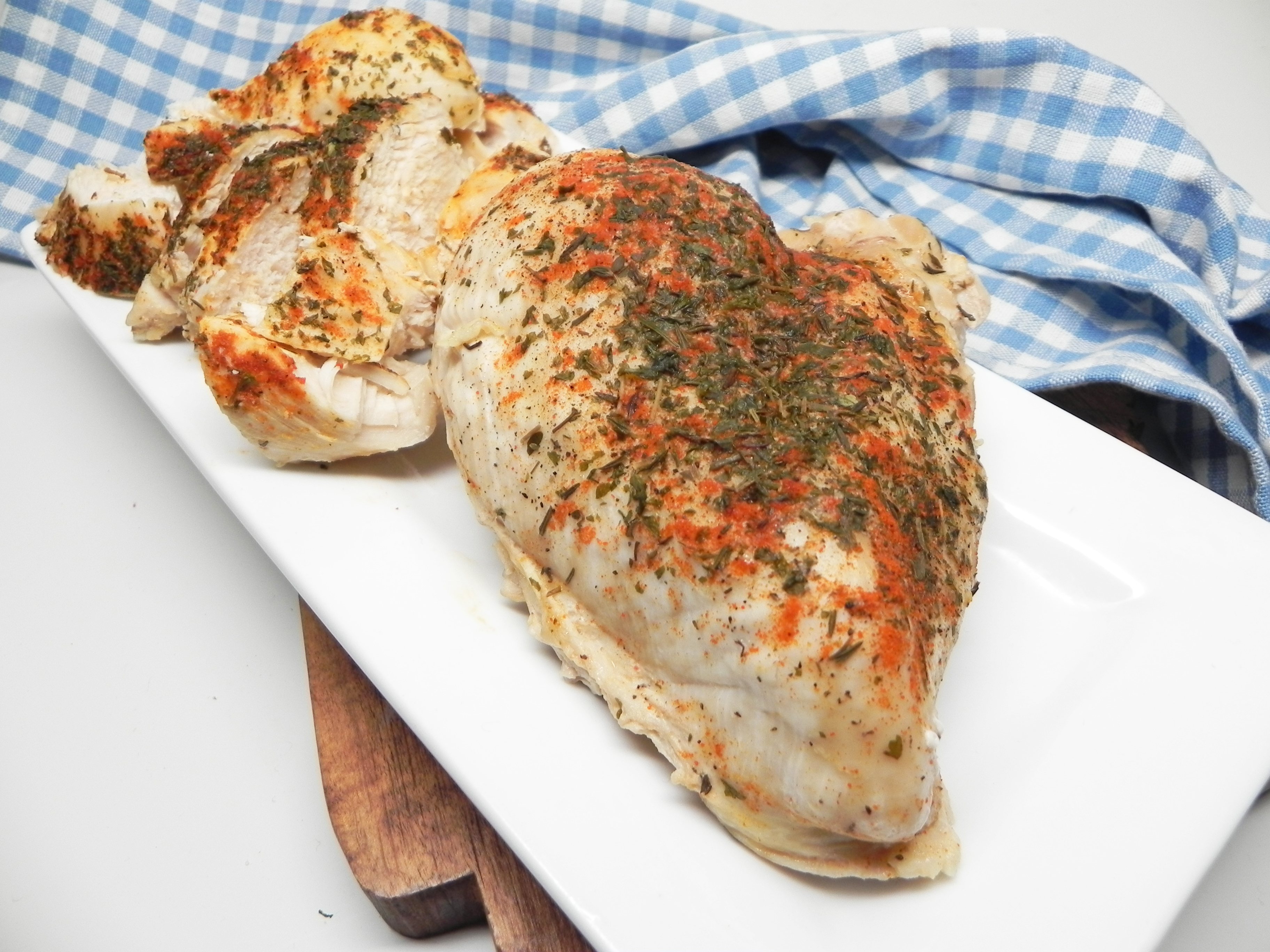 Instant Pot® Chicken Breast (from Fresh or Frozen)