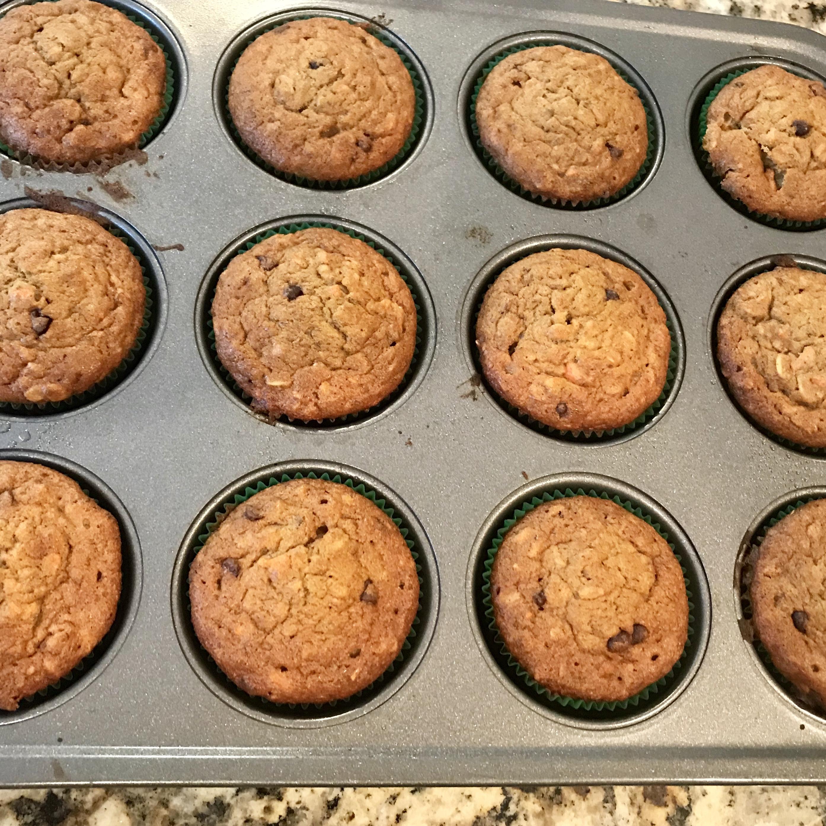Toddler Muffins