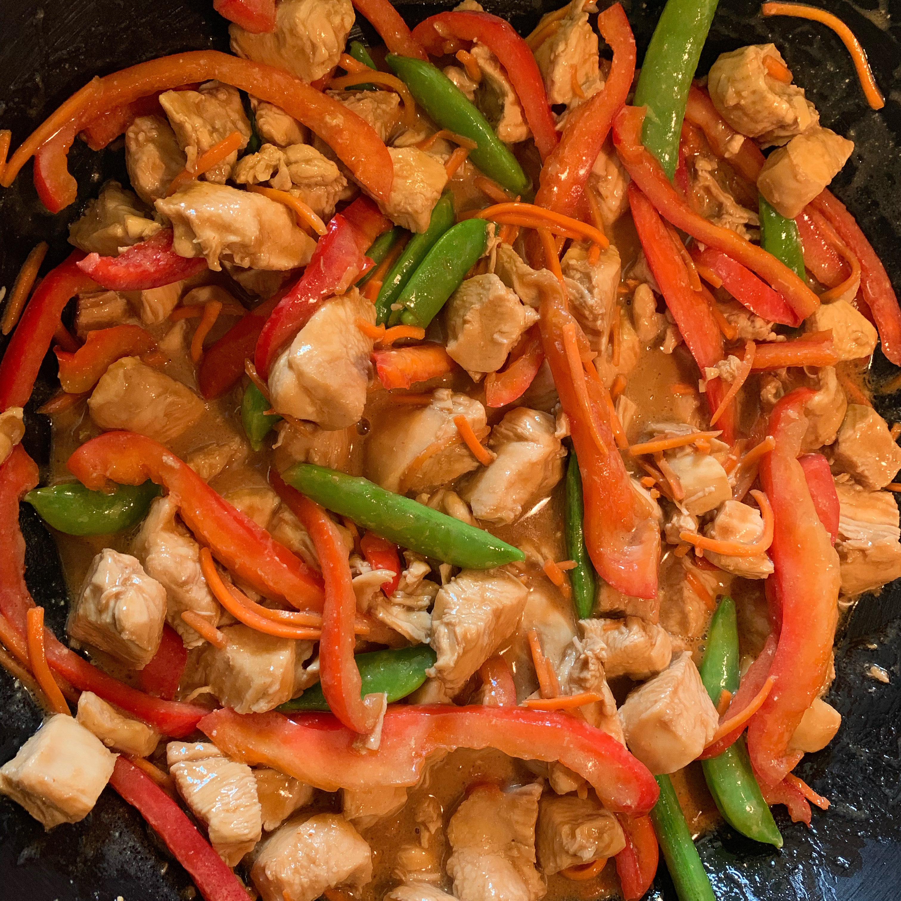Freezer-Friendly Thai Chicken TammyD