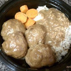 Tasty Baked Meatballs