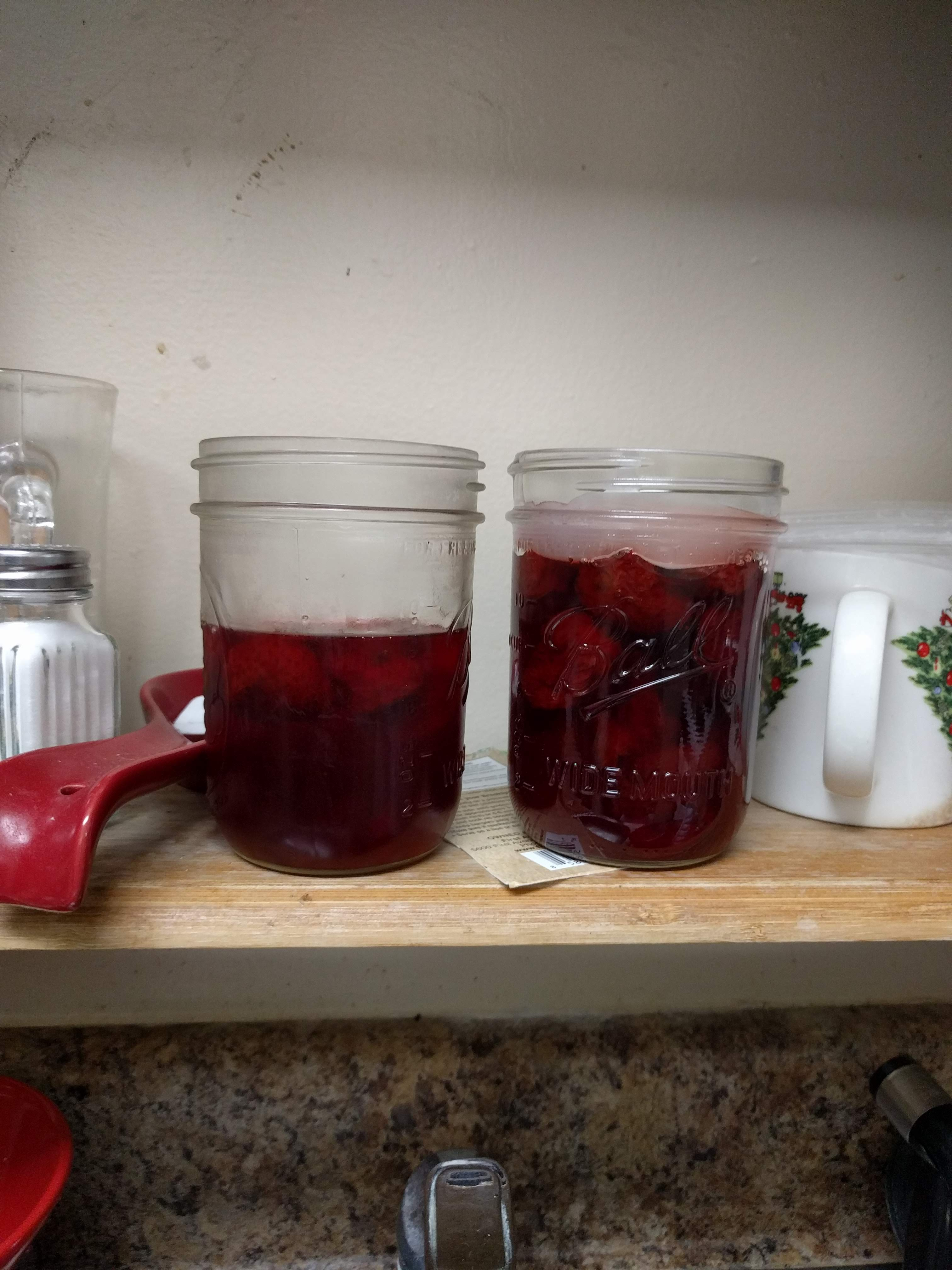 Strawberry Jam in a Slow Cooker Pete Norris