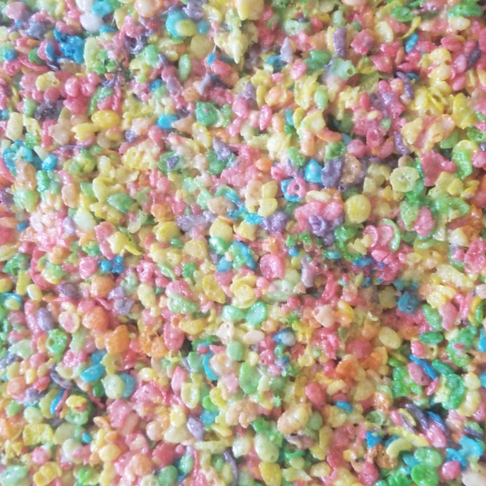 Salted Caramel Marshmallow Crispy Treats (Gluten Free) Brie Wong