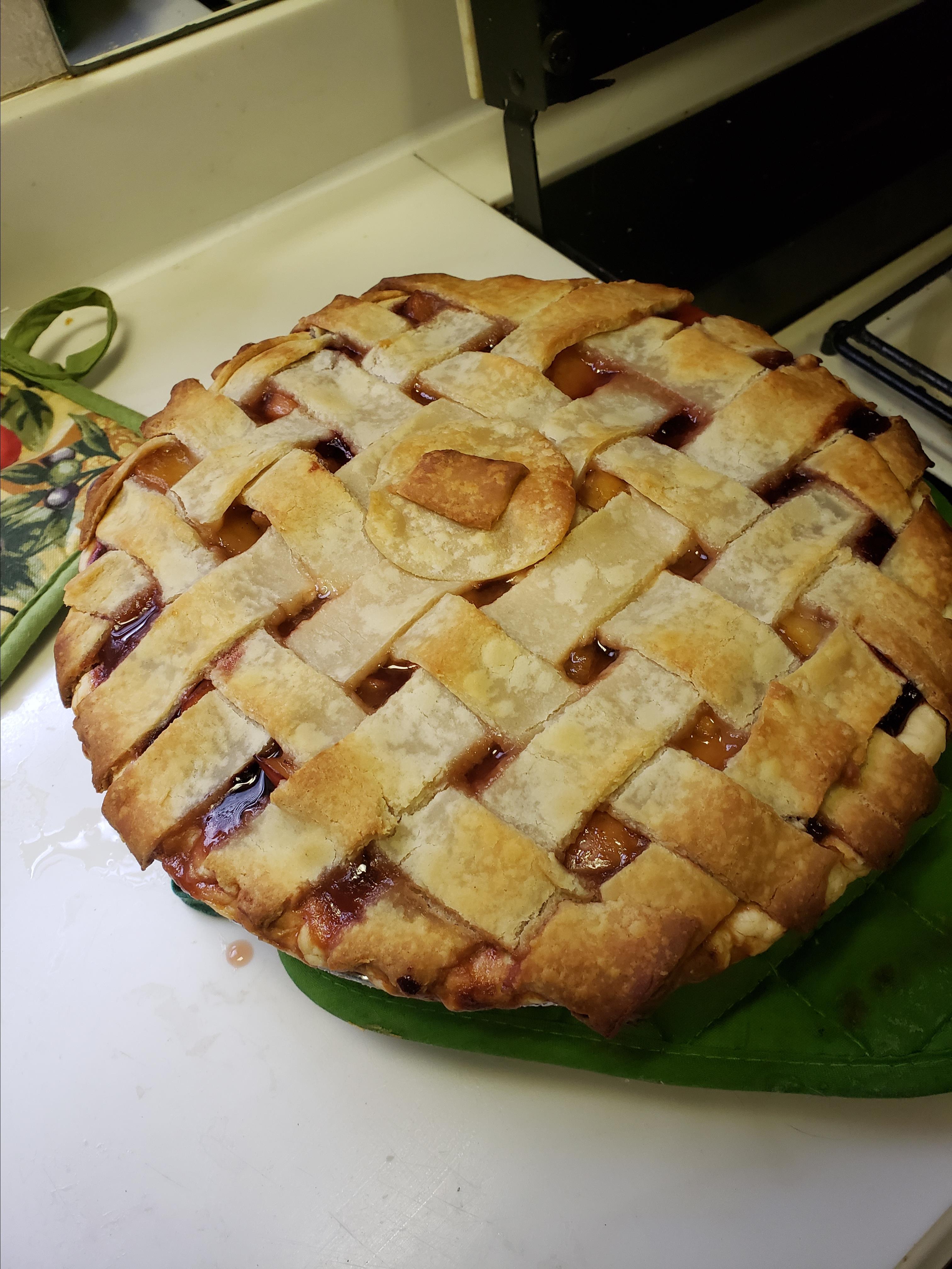 Dried Cherries and Apple Pie Paul Wescott