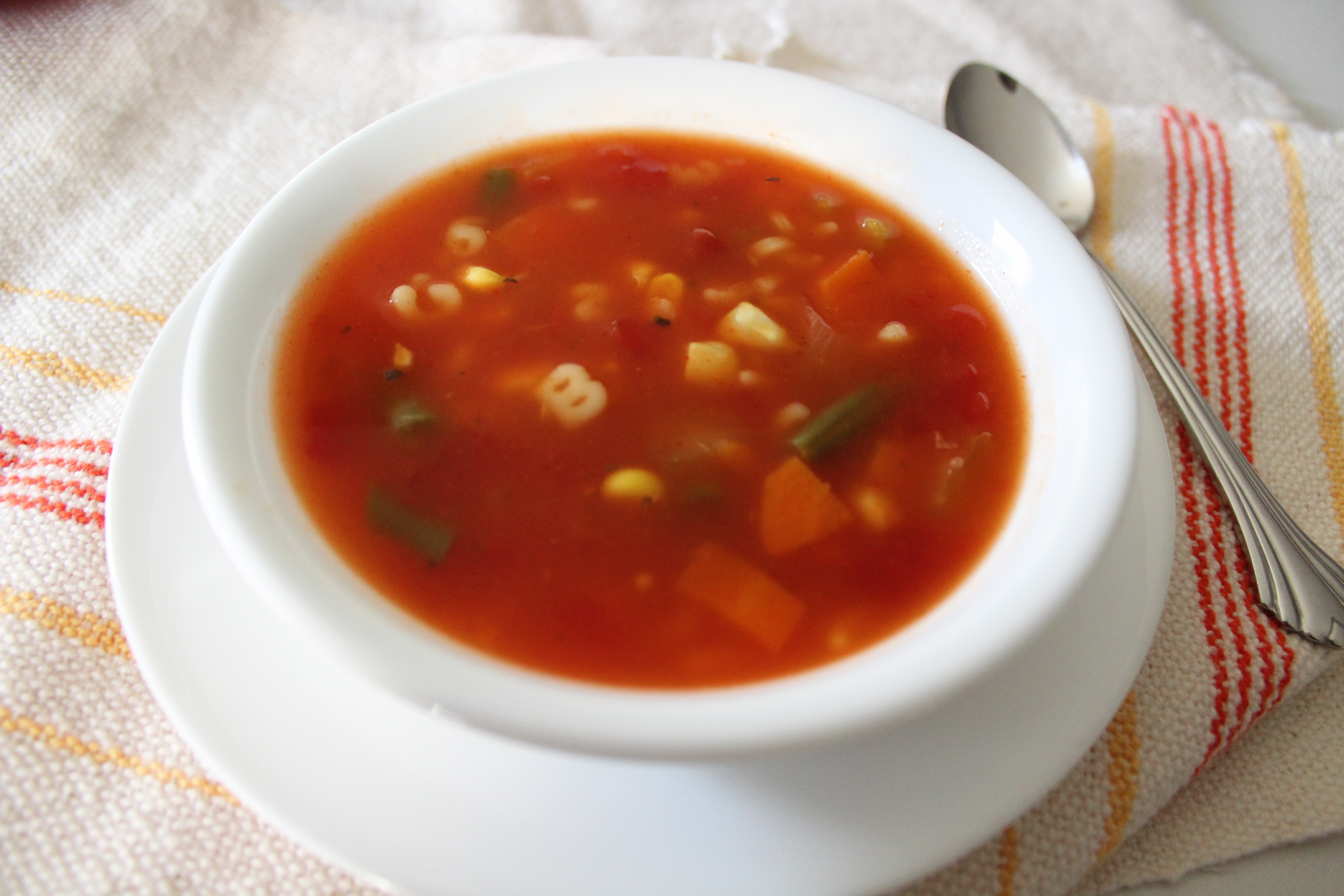 Colene's Easy Tomato Vegetable Soup Tina Rodrigue